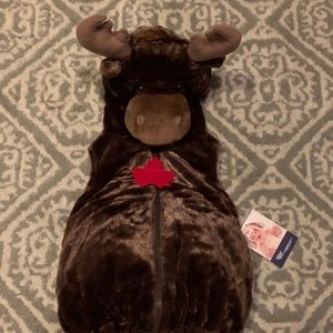 NEW NWT Baby Moose Costume 6-9 Mos